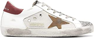 Golden Goose Luxury Fashion Donna GWF00103F00015680188 Bianco Pelle Sneakers   Ss21