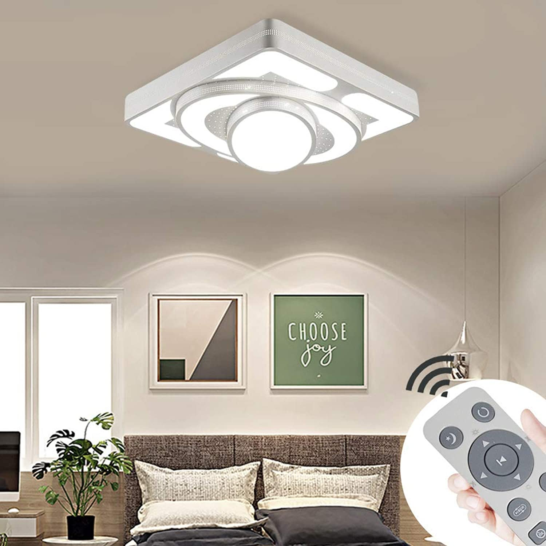 BMQXX 48W Deckenleuchte LED LED LED Deckenlampe Dimmbar ...