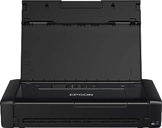 Epson C11Ch25401 Workforce Wf-110W Draagbare A4-Printer, Zwart