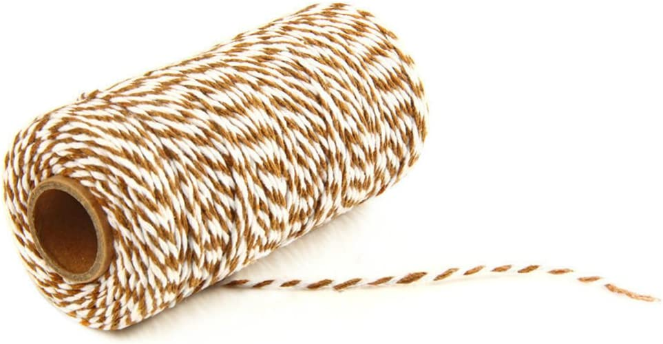 AKOAK Bakers Twine 1 Roll 109 Cotton 2021 autumn and winter new Yards Packing String OFFer