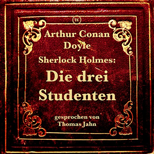 Sherlock Holmes - Die drei Studenten Titelbild