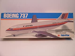 US Airfix---1/144 Scale Boeing 737 Airliner---Plastic Model Kit