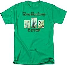 ZZ Top Men's T-Shirt Tres Hombres