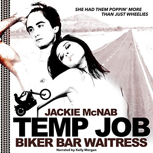 Temp Job: Biker Bar Waitress audiobook cover art