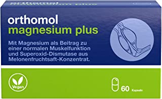 Orthomol Magnesium plus, 60 caps