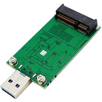 leagy adaptador de mSATA SSD a USB 3.0, Mini SATA Utilice como ...