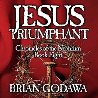 Jesus Triumphant audiobook cover art
