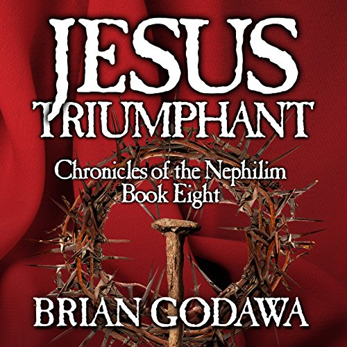 Jesus Triumphant audiobook cover art