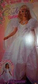 Barbie 12052 1994 My Size Bride Doll