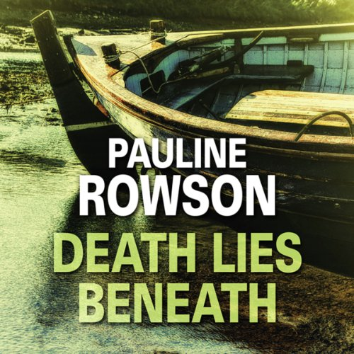 Death Lies Beneath audiobook cover art