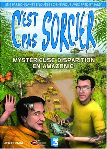 C'est pas sorcier 1 - Mystérieuse disparition en amazonie
