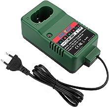 POWER-XWT 1.5A 7.2V-18V Cargador Ni-MH para Makita 1220 1222 PA12 1233S Rojo Cargador de batería Makita DC1414T