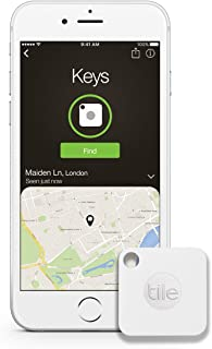 Tile Mate - Key Finder. Phone Finder. Anything Finder - 4-pack