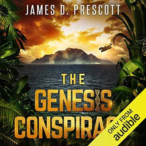 The Genesis Conspiracy  By  cover art