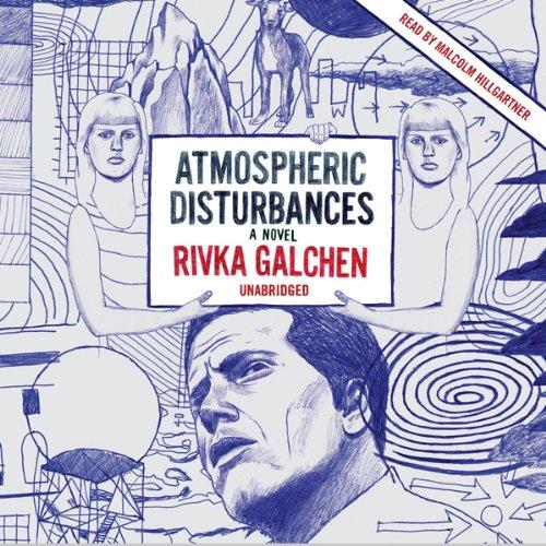 Atmospheric Disturbances  audiobook cover art