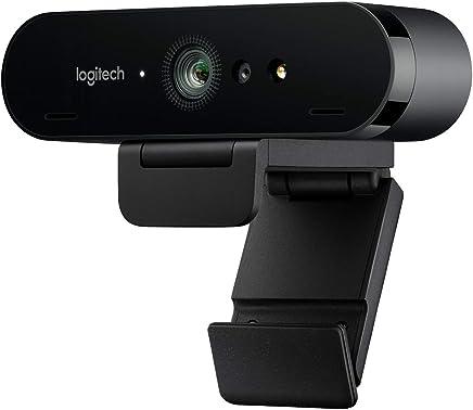 Logitech BRIO Webcam Ultra HD 4K per Streaming, Videoconferenze e Registrazione per Windows e Mac, Home, Nero - Trova i prezzi più bassi