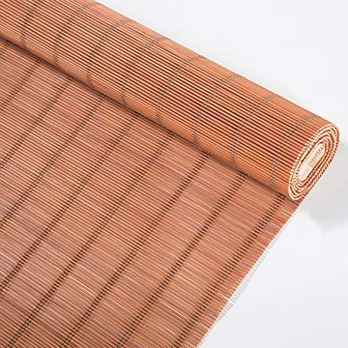 QFFL Persianas de bambú Persianas de Bambú, Persianas Enrollables de Bambú Exterior para Terraza Jardín Pérgola Balcón Balcón (Size : 1 x 1.4)