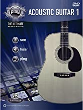 Alfred's PLAY Series: Acoustic Guitar 1