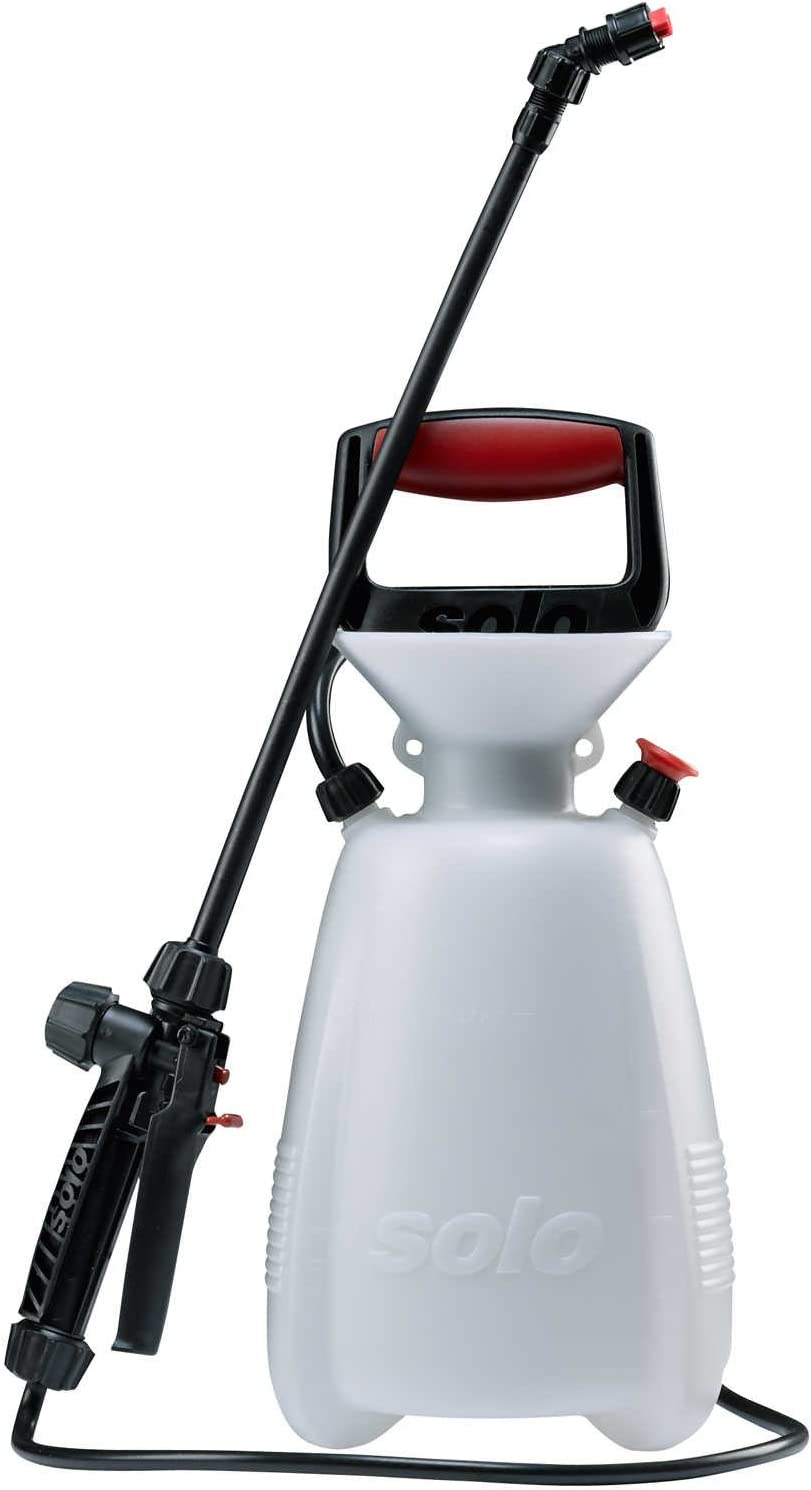 Solo 405US 1-Gallon New Orleans Mall Handheld Sprayer Du with Shut-off New product!! and Valve
