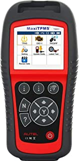 Autel TS601 Wireless TPMS Sensor Reset Relearn Activate Programming Tool with OBD2 Code Reader Function