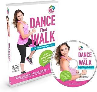 DANCE That WALK – 5000 Steps in One Easy Low Impact Walking Workout DVD