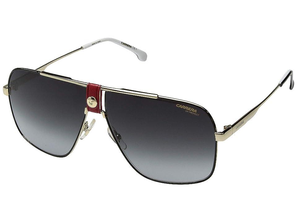 Carrera Carrera 1018/S (Gold/Red) Fashion Sunglasses
