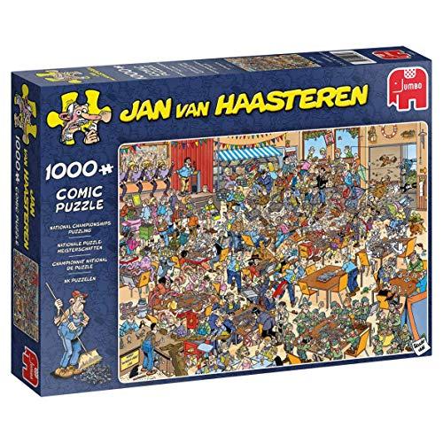 Jumbo 19090 Puzzel Jvh: Nk Legpuzzelen 1000 Stukjes