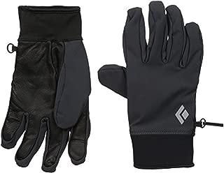 Black Diamond Midweight Softshell Gloves & Cooling Towel Bundle