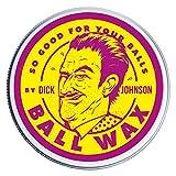 Dick Johnson's Ball Wax | Intimpflege für den Mann | After Shave Produkt nach der Intimrasur | keine Pickelchen und keine gereizte Haut nach Hodenrasur mehr | 50ml