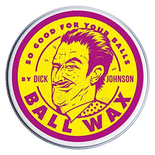 Dick Johnson's Ball Wax | Intimpflege...