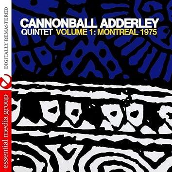 Volume 1: Montreal 1975 (Digitally Remastered)