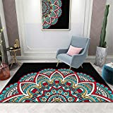 tapetti per camera da letto Black style style tappeto colorato decorazione decorazione soggiorno camera da letto tappeti camera da letto arredamento camera da letto 120X200CM 3ft 11.2'X6ft 6.7'