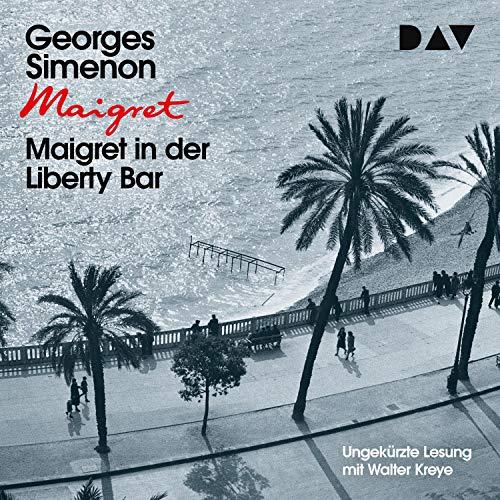 Maigret in der Liberty Bar Titelbild