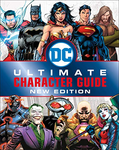 DC Comics Ultimate Character Guide, New Edition