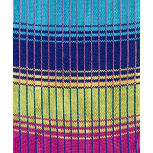 Burlington-Herren-Rainbow-Stripe-M-So-Socken-Blickdicht