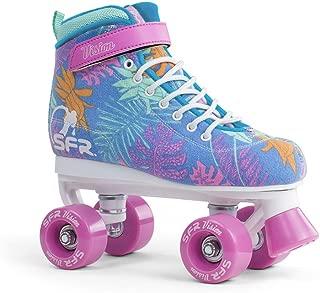 SFR Skates Vision Canvas Patines, Unisex Adulto