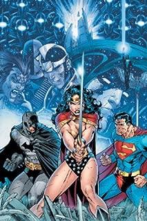 Infinite Crisis #1 Jim Lee Cover Poster 24