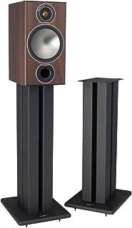 Pangea Audio DS400 Heavy Duty Speaker Stands (24 Inch)