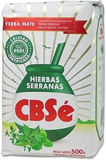 CBSE Hierbas Serranas 500 G/17.6 Oz