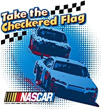 Nascar Checkered Flag Edible Cupcake Toppers Decoration