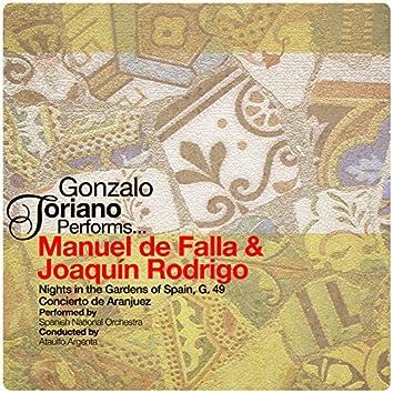 Gonzalo Soriano Performs... Manuel De Falla & Joaquín Rodrigo