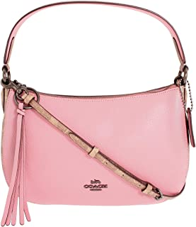 Coach Sutton Ladies Small Two Tone Leather Crossbody Bag 78778V5P2P