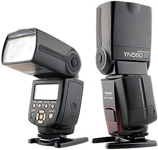 Yongnuo YN-560-IV Flash Speedlite Master + Slave + Built-In Trigger System