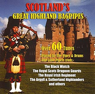 Scotland`s Great Highland Bagpipes
