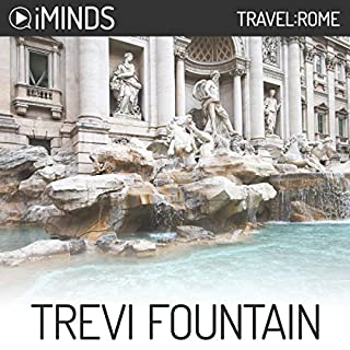 Trevi Fountain audiobook cover art