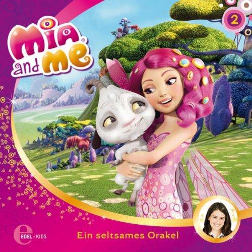 Ein seltsames Orakel / Der verlorene Trumptus (Mia and Me 2) Titelbild