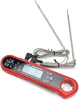BOLORAMO Thermomètre numérique, thermomètre Alimentaire Mesure précise de la température pour Les ustensiles de Cuisine