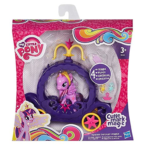 Hasbro My Little Pony Cutie Mark Magic Personaggio Carrozza