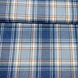MAGAM-Stoffe Aberdeen Mode Stoff Denim Jeans Flanell