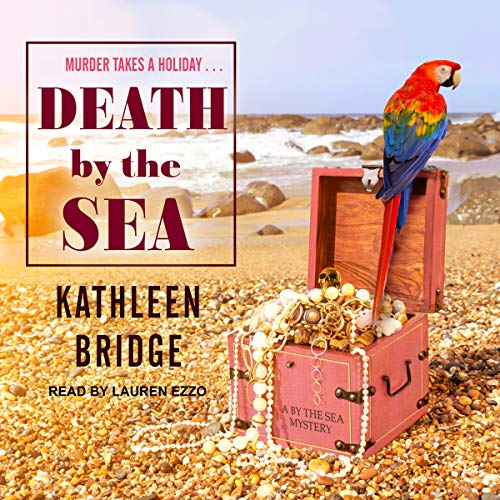 Death by the Sea audiobook cover art